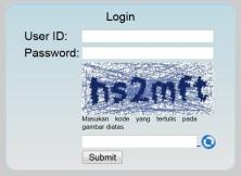 login Info PTK