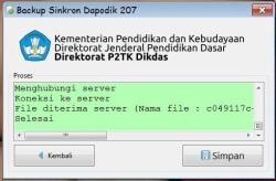 BSD 207 SUKSES KIRIM
